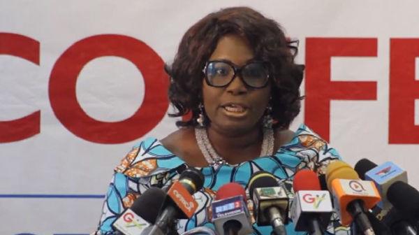 Ghana Elizabeth NaaAfoley Quaye
