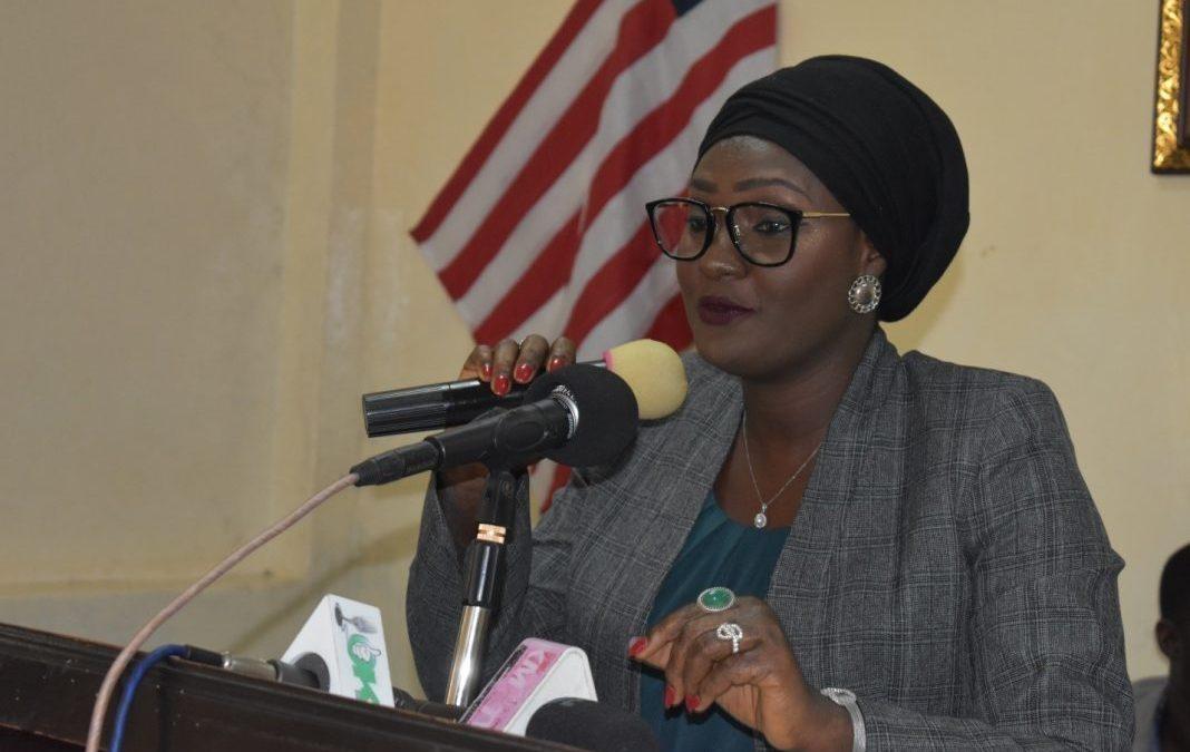 Liberia - Emma Glassco