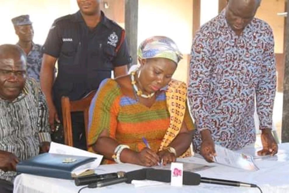 Ghana Hon Madam Elizabeth Afoley Quaye