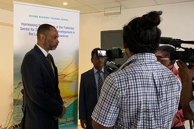 UNCTAD, Mauritius open fisheries regional centre of excellence