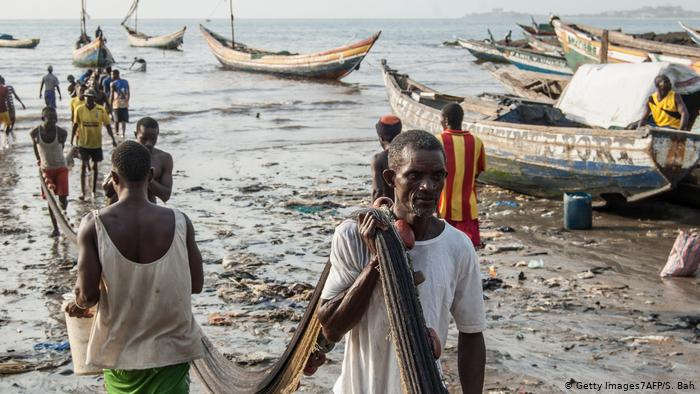 Sierra Leone fishing ban acheives little