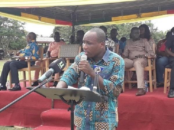 Ghana - District Chief Executive Ellembelle Kwasi Bonzoh