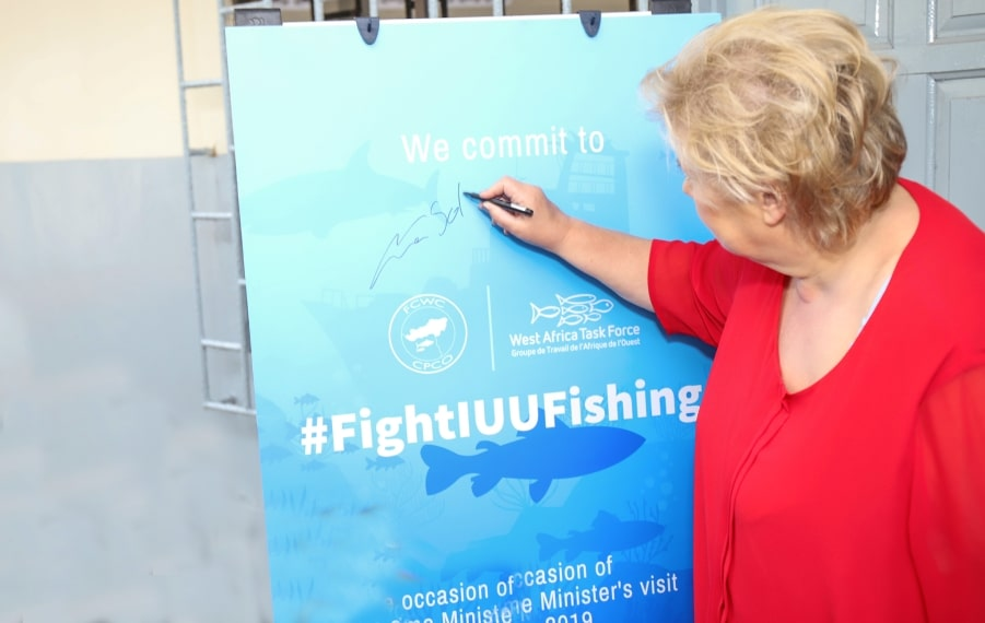 Ghana - Norwegian Prime Minister's Visit Expands Fisheries Cooperation