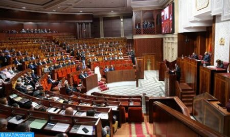 Moroccan House of representatives