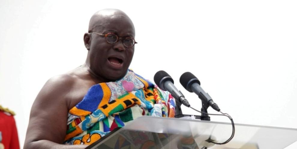 Ghana - NANA AKUFO ADDO