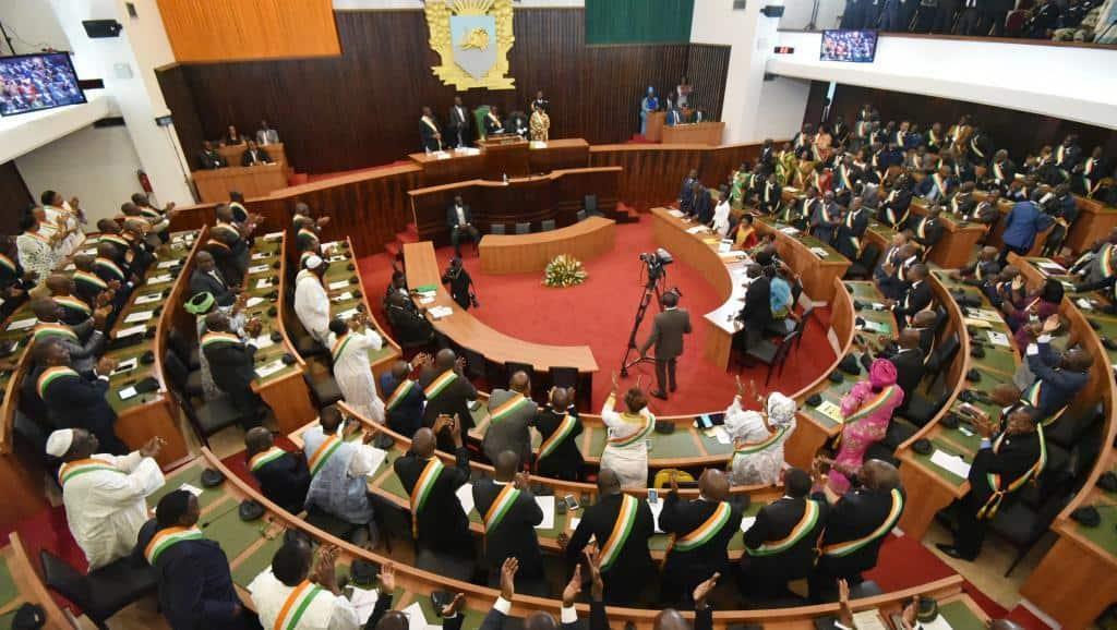 Côte d'Ivoire - Assemblee Nationale