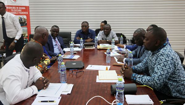 Ghana - Parliamentary Select Committee on agriculture commits to fight 'saiko' fishing