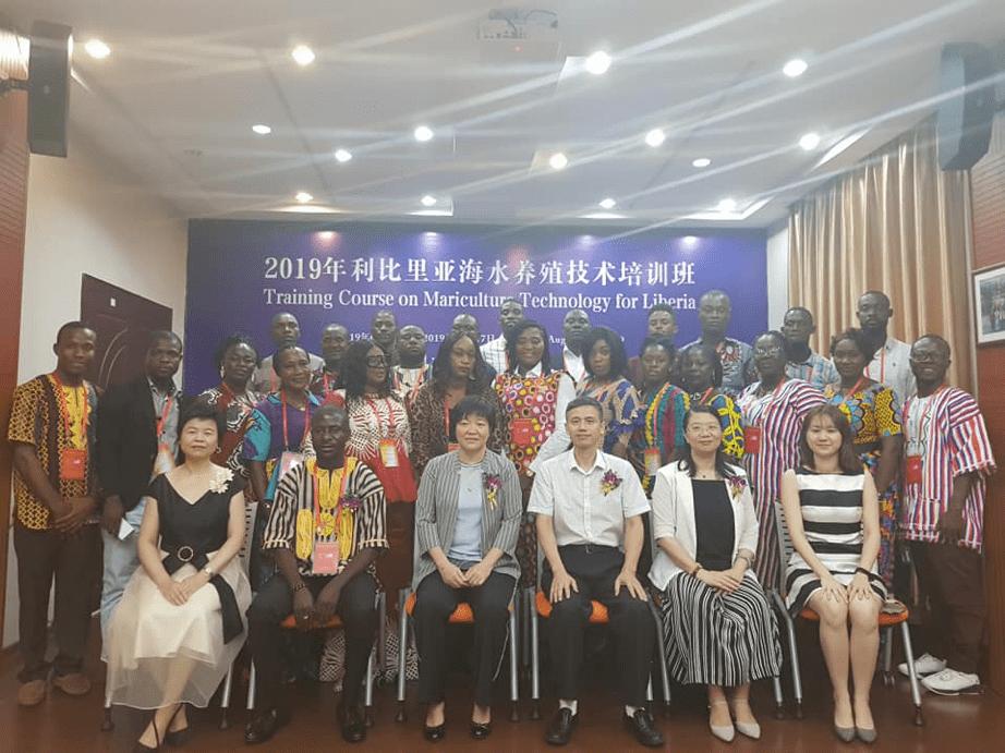 Liberia: Group Photo - 25 NaFAA Staff Return from Training in China
