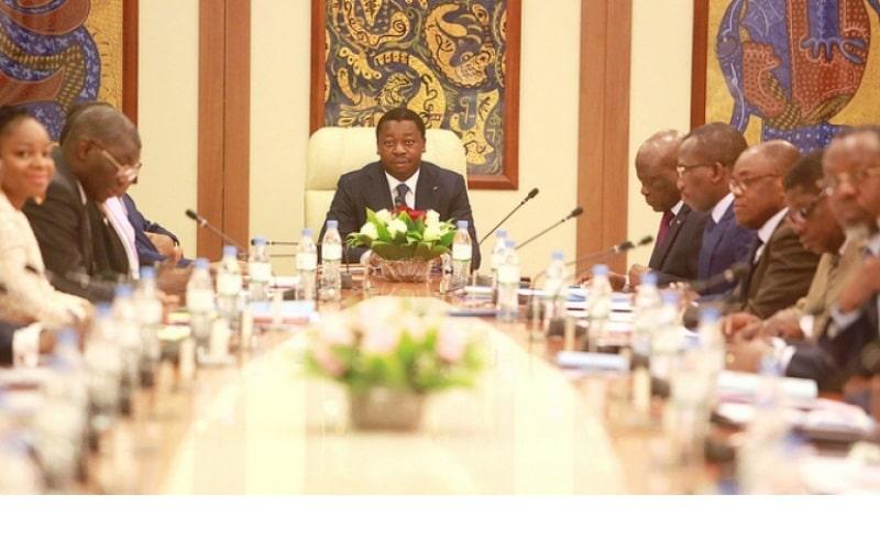 Togo - conseil des ministres
