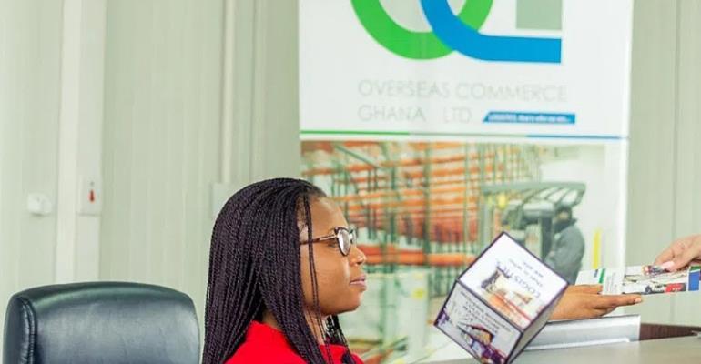 Ghana overseas commerce ghana limited