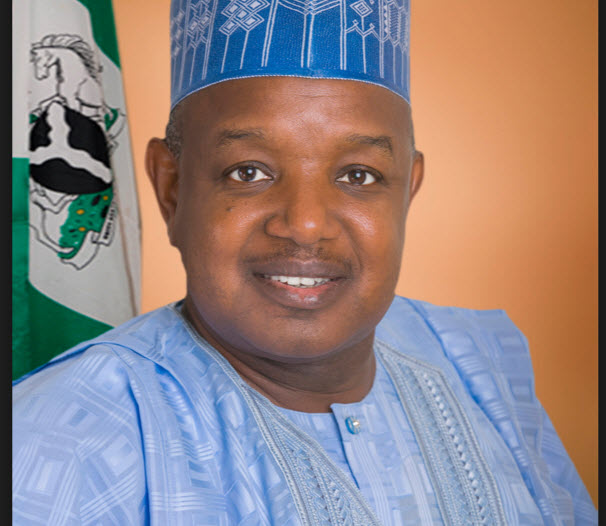 Nigeria Governor Bagudu