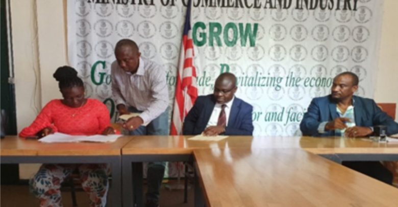 Liberia /Ghana sign technical corporation pack for fish export to EU market