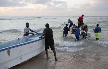 Fishing boat - photo credit FAO