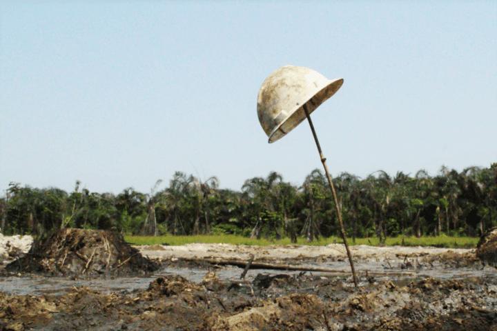 Nigeria - Delta du Niger