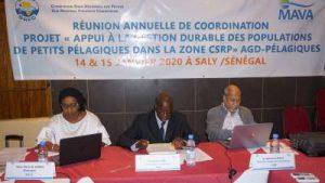 Sénégal : Réunion Annuelle de Coordination du Projet AGD-pélagique
