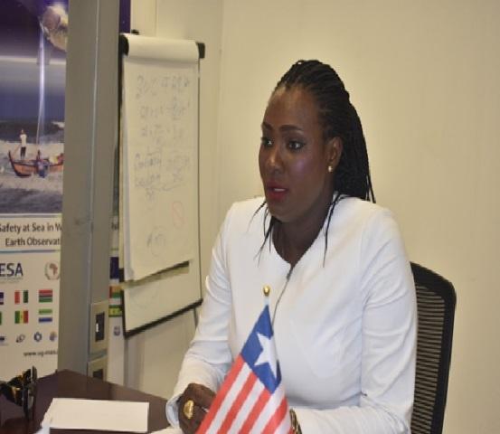 Liberia - Emma Glasco