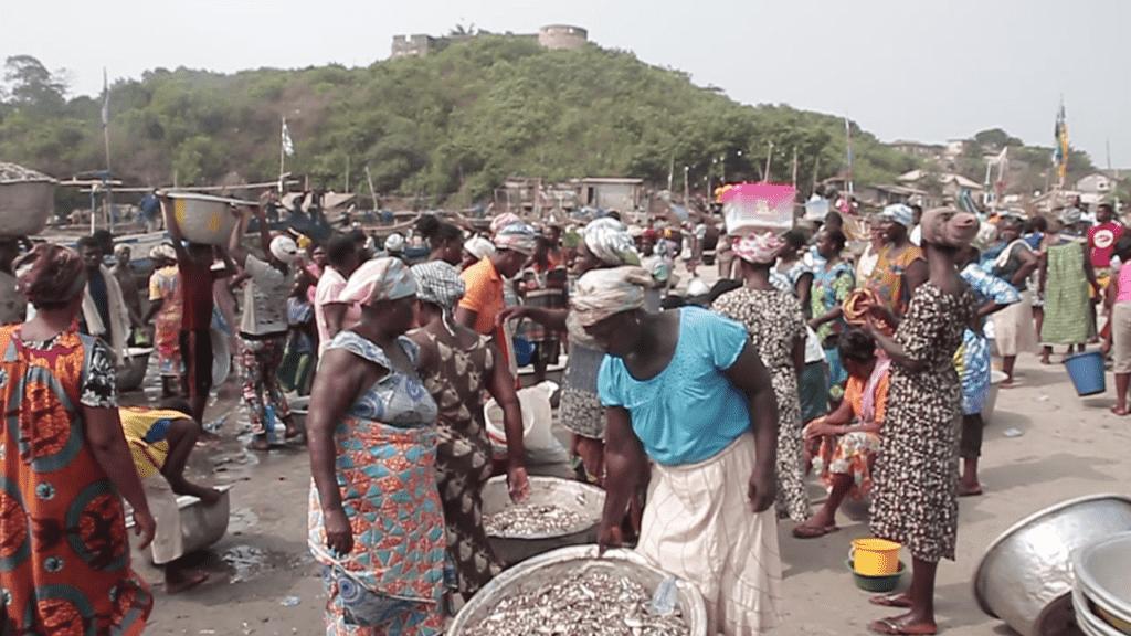 Ghana Fisher woment