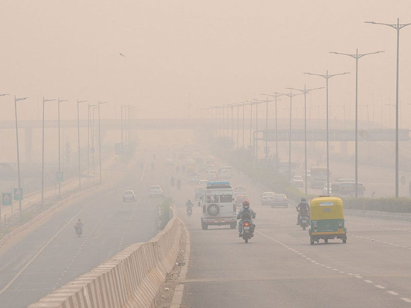 Nigeria air pollution