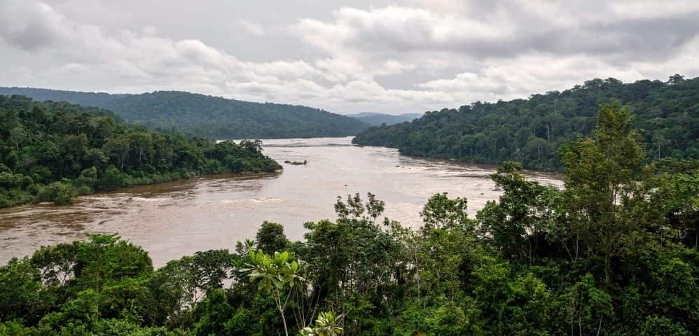 Gabon, Dam development