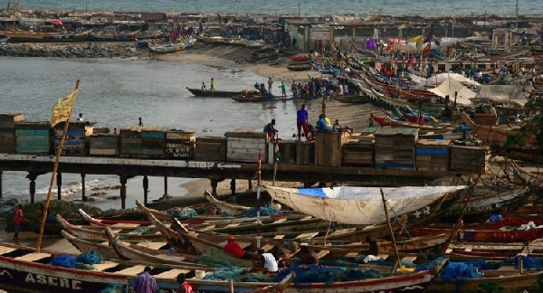 Ghana - The revival of Jamestown Fishing Harbour