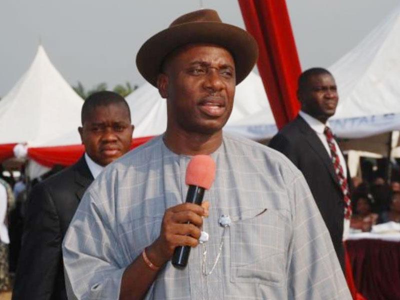 Nigeria - Minister of Transportation, Rotimi Chibuike Amaechi