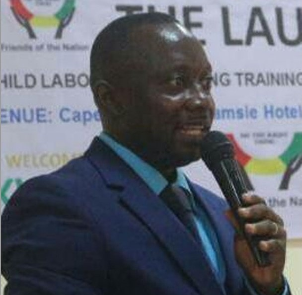 Ghana - Mr Kyei Kwadwo Yamoah