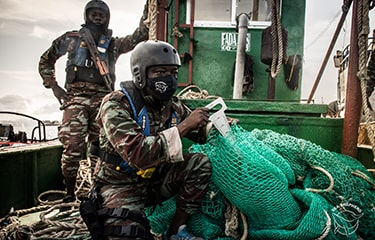 Sea Shepherd - IUU - Photo courtesy of Sea Shepherd