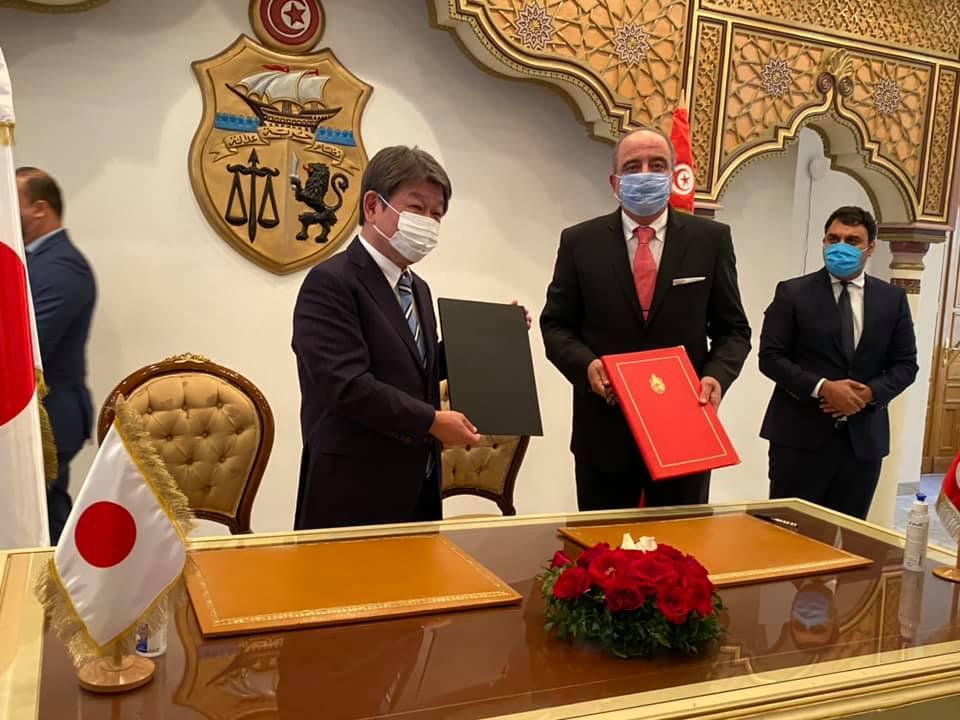 Don japonais de 33 millions de dinars pour lutter contre la pêche illégale en Tunisie