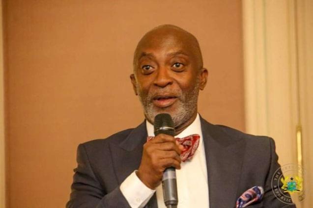 Ghana, Mr Yofi Grant