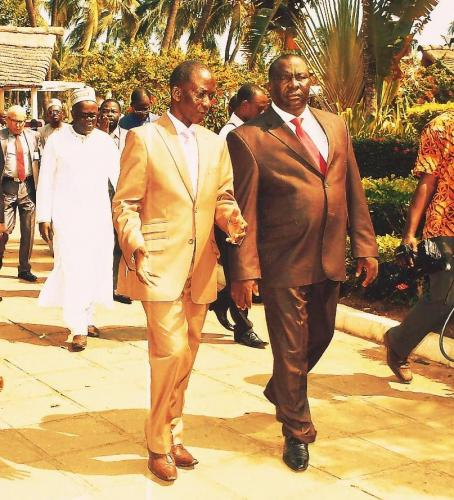 5th Conference of Ministers Togo - 2012