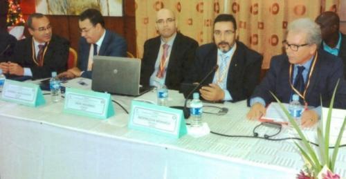 12 - delegation marocaine