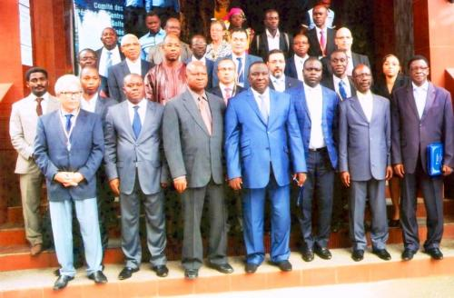 7 Conference Cote D'Ivoire 2014