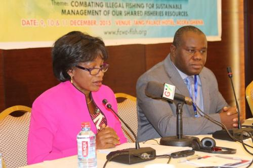 8th Conference of Ministers Accra - 2015