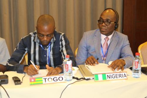 rep of togo n nigeria