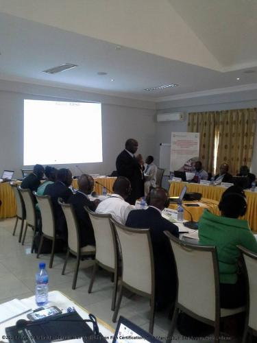 Stakeholders Workshop Consultation - Accra - Ghana 2016