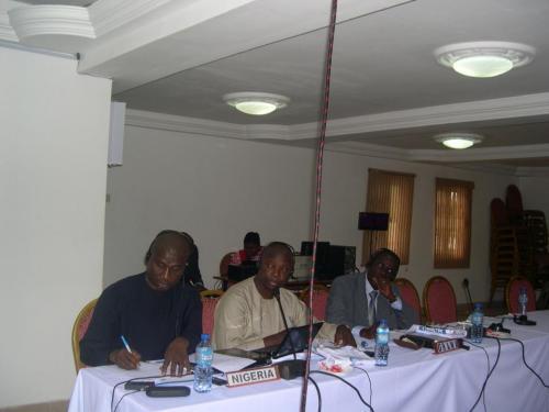 Training Improved FCWC Website Ghana 2012