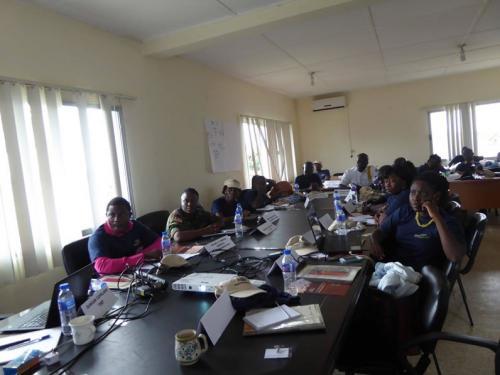 WATF National Workshop Monrovia Liberia 2016