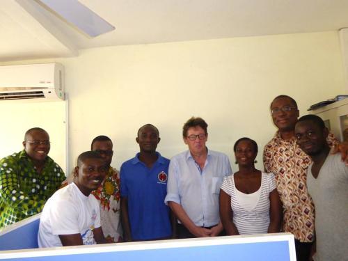 TCP Implementation Training in Ghana 2016