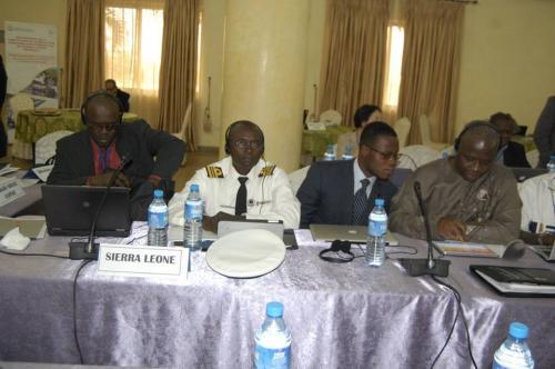 Workshop on Combating IUU Abuja-2016